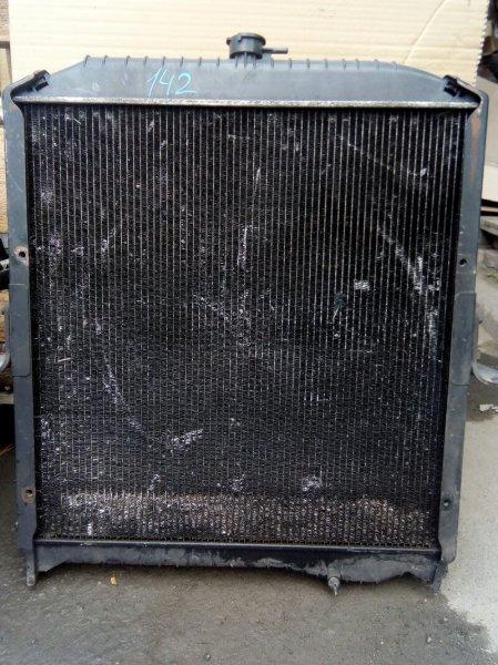 Радиатор охлаждения двигателя Hino Ranger FD1JLE J08C-T