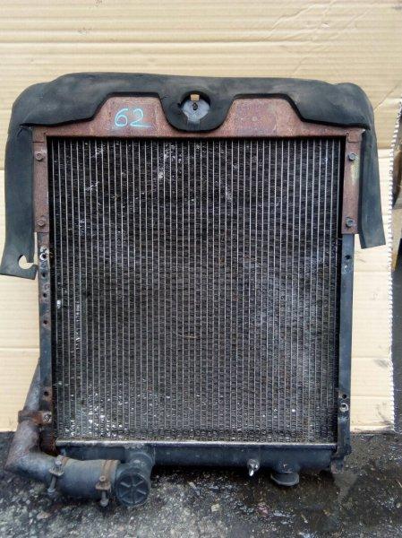 Радиатор охлаждения двигателя Mitsubishi Canter FE568B 4D35 1999