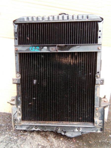 Радиатор охлаждения двигателя Isuzu Elf NKR66E 4HF1 1992