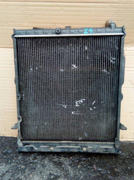 Радиатор охлаждения двигателя Mazda Titan WH35T 4HF1 2001