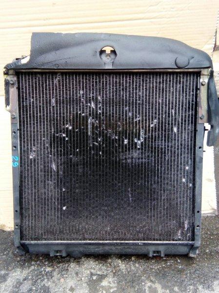 Радиатор охлаждения двигателя Mitsubishi Canter FE667EV 4D34 2000
