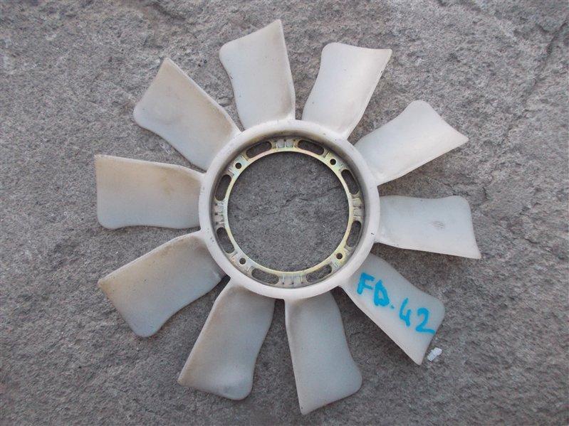 Крыльчатка вентилятора Nissan Atlas H41 FD42