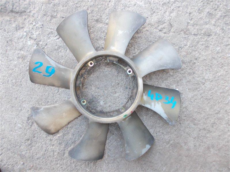 Крыльчатка вентилятора Mitsubishi Canter FE667EV 4D34 2000