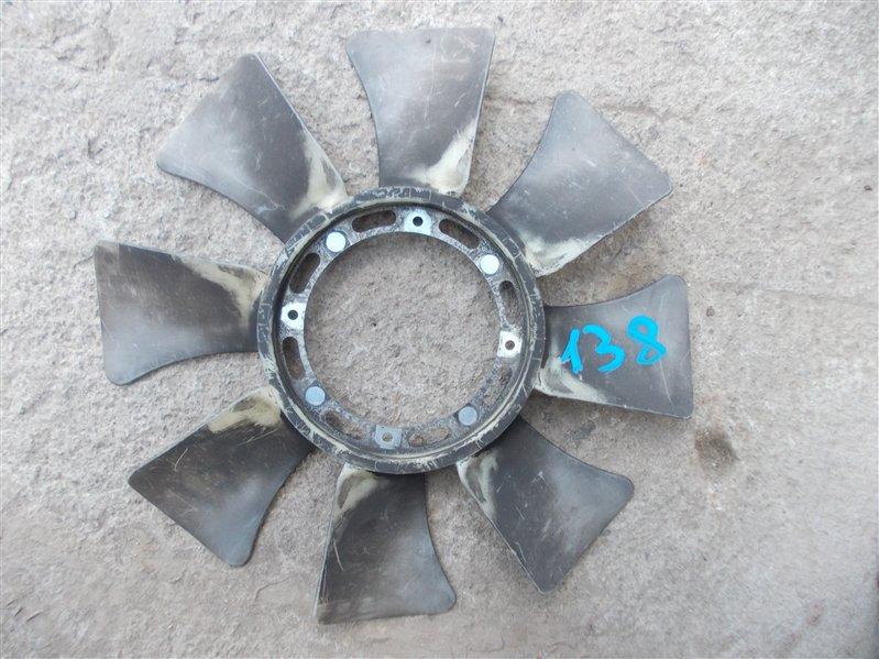 Крыльчатка вентилятора Mitsubishi Canter FE568 4D35 1997