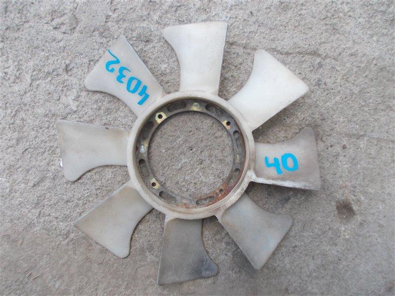 Крыльчатка вентилятора Mitsubishi Canter FE315BD 4D32 1992