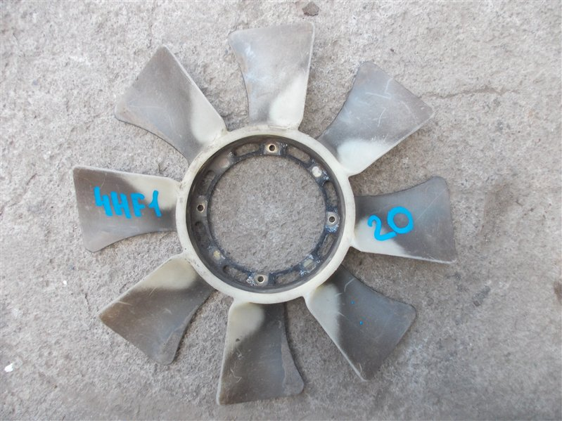 Крыльчатка вентилятора Isuzu Elf NKR66 4HF1 1999