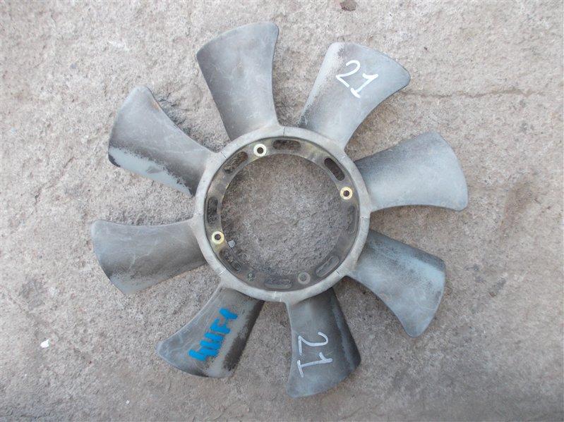Крыльчатка вентилятора Isuzu Elf NPR66 4HF1 1995