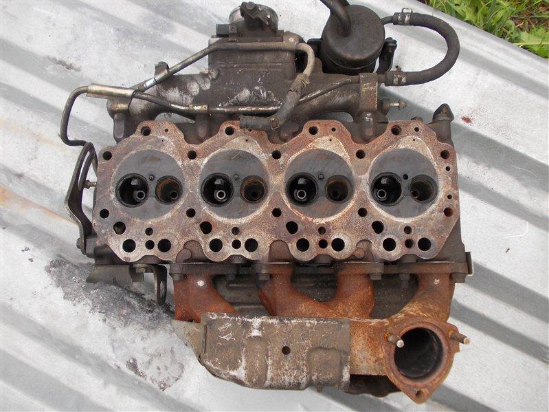 Головка блока цилиндров Toyota Dyna 11B