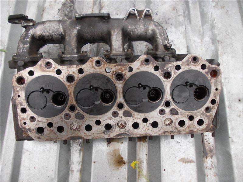 Головка блока цилиндров Mitsubishi Canter 4D32