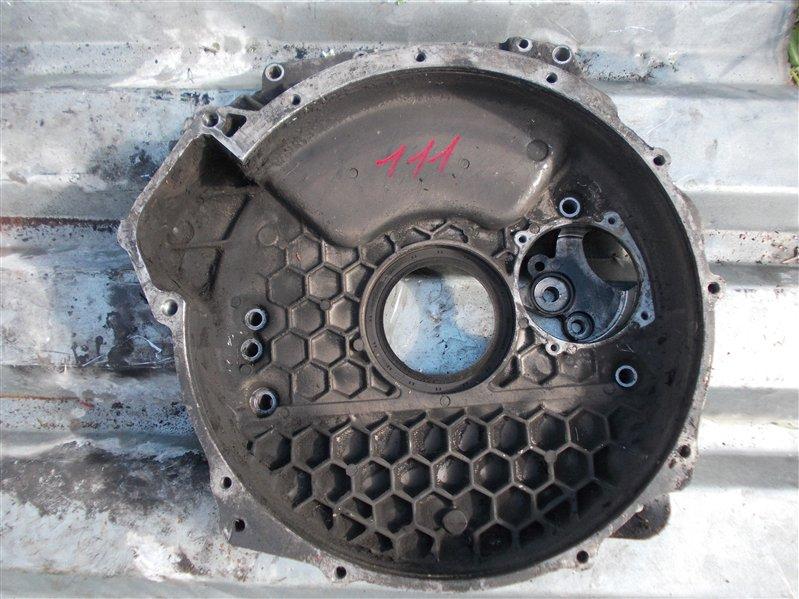 Крышка двигателя Isuzu Elf NPR66L 4HF1 1995 задняя