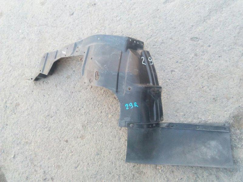 Защита двигателя Mitsubishi Canter FE667EV 4D34 2000 передняя правая