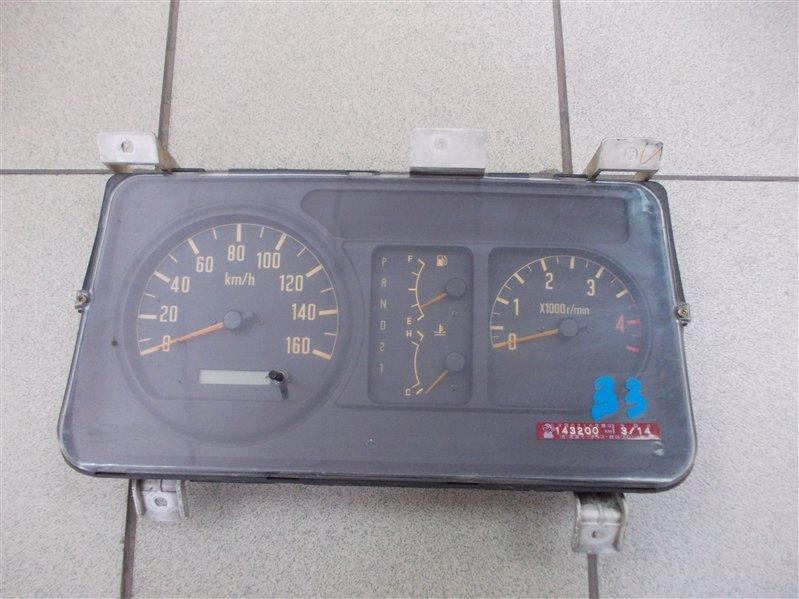 Панель приборов Isuzu Elf NKR71E 4HG1 1999