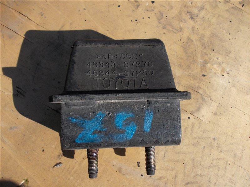 Отбойник Hino Dutro XZU412 15B 2002 задний