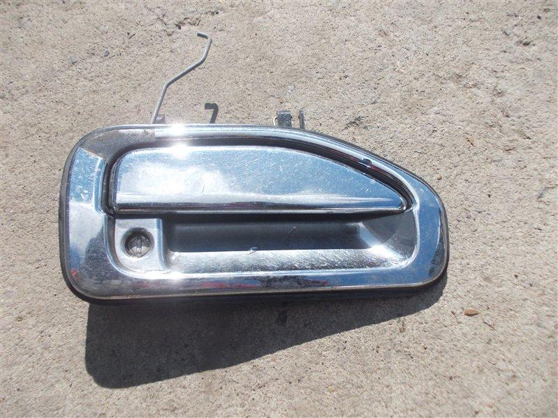 Ручка двери внешняя Mitsubishi Canter FE82DE 4M50 2004 правая