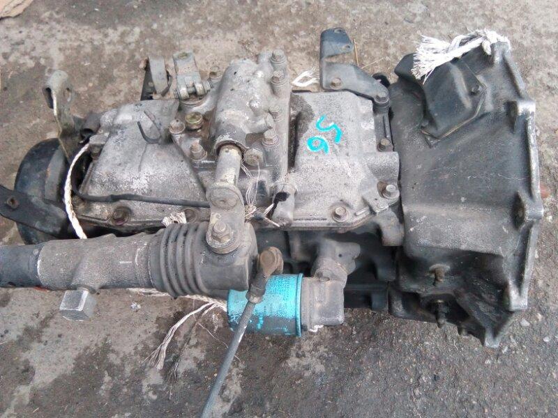 Мкпп Nissan Diesel MK211H FE6 1997