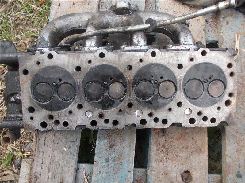 Головка блока цилиндров Isuzu Elf NHR55 4JB1