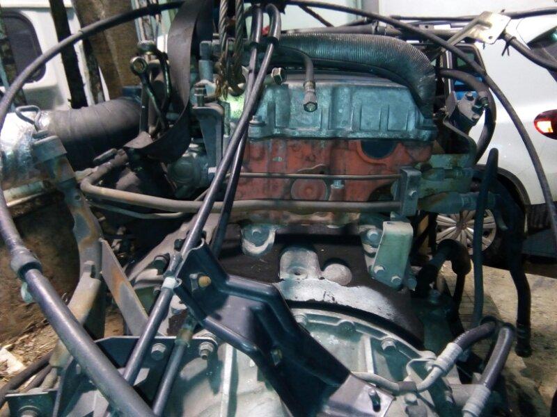 Двигатель Isuzu Forward FRD35K4S 6HL1 2003