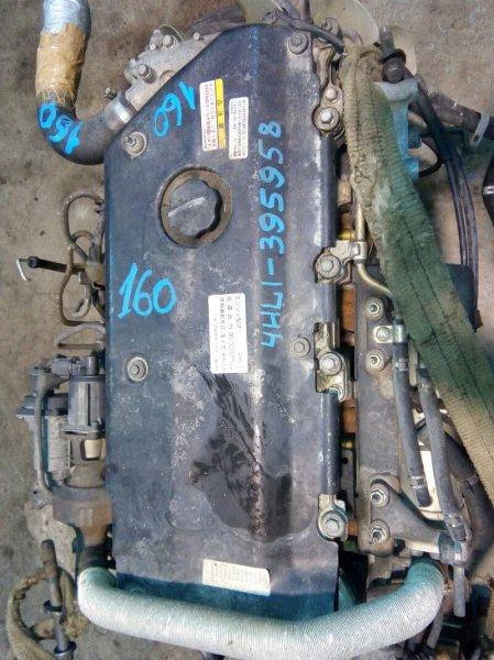 Двигатель Isuzu Elf NPR81 4HL1 2005