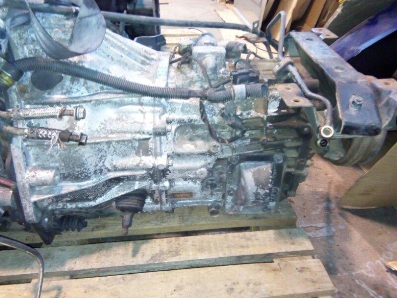 Мкпп Mitsubishi Canter FE63EEV 4M51 2001
