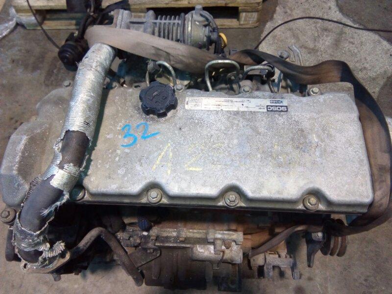 Двигатель Toyota Toyoace XZU307 S05C 2001