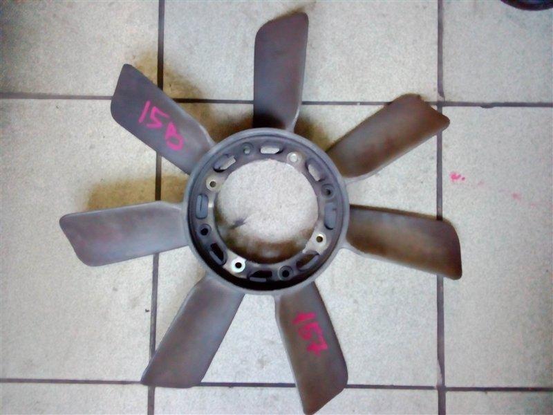 Крыльчатка вентилятора Hino Dutro XZU412 15B 2002