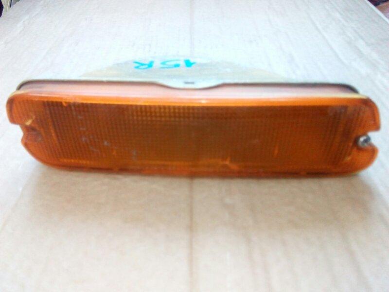 Повторитель в бампер Isuzu Forward FRR33G 6HH1 1997 передний правый