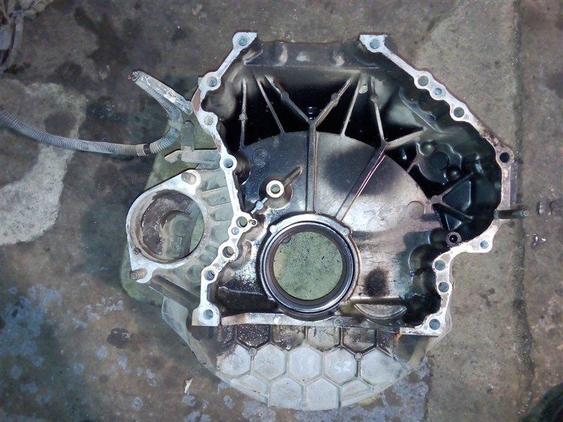 Крышка двигателя Isuzu Forward FRR33 6HH1 1998 задняя