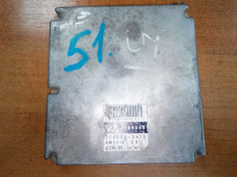 Блок управления двс Mitsubishi Canter FE53EB 4M51 1999