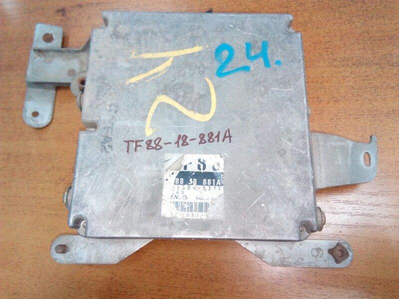 Блок управления двс Mazda Titan WHF5T TF 2001