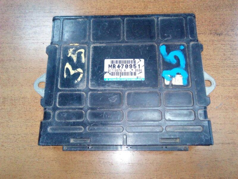 Электронный блок Mitsubishi Canter FB501B 4M40 1998