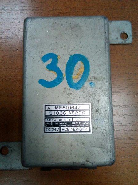 Блок управления акпп Mitsubishi Canter FE51CB 4D33 2002