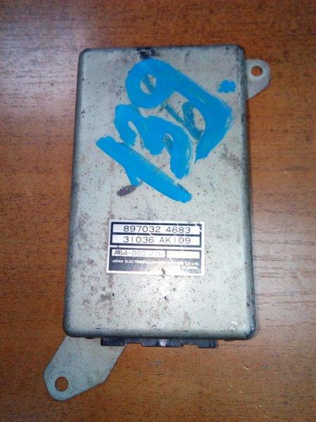 Блок управления Isuzu Elf NPR66L 4HF1 1993