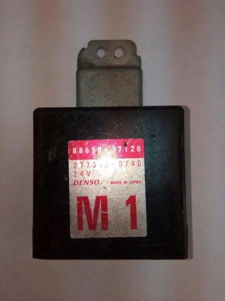 Блок управления кондиционером Toyota Toyoace XZU307 S05C 2001