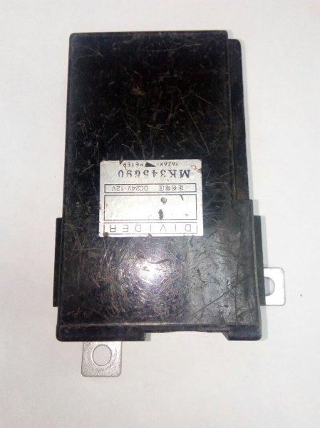 Электронный блок Mitsubishi Canter 4M51