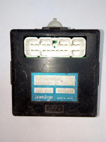 Электронный блок Isuzu Elf NKR71E 4HG1 1998