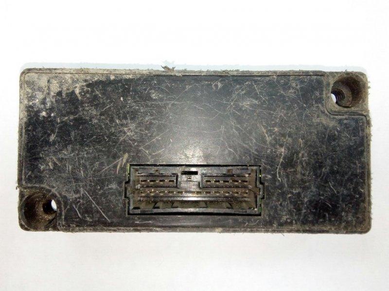 Электронный блок Mitsubishi Canter