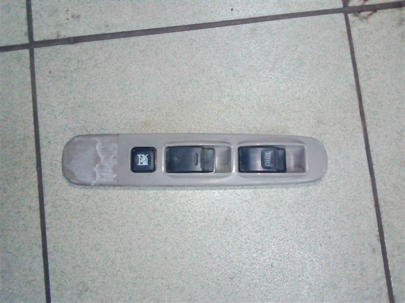 Блок управления стеклами Hino Dutro XZU412 15B 2002 правый