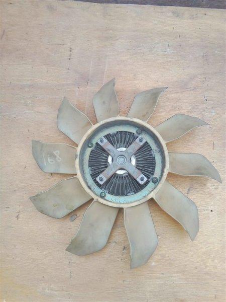 Крыльчатка вентилятора Isuzu Elf NPR81 4HF1 2005
