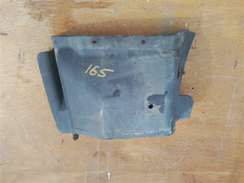 Подножка Hino Dutro XZU414 N04C 2004 передняя правая