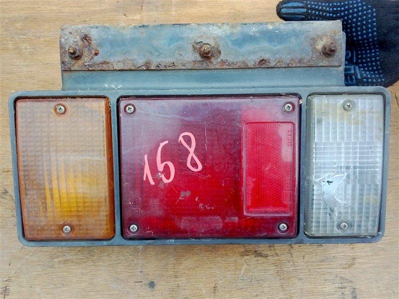 Фонарь задний Isuzu Elf NPR81 4HF1 2005 задний левый
