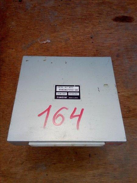 Блок переключения кпп Isuzu Elf NPR85 4JJ1 2008
