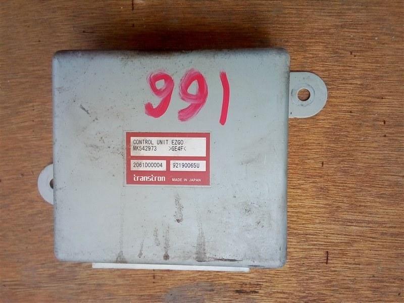 Блок управления Mitsubishi Canter FE83DY 4M50 2009