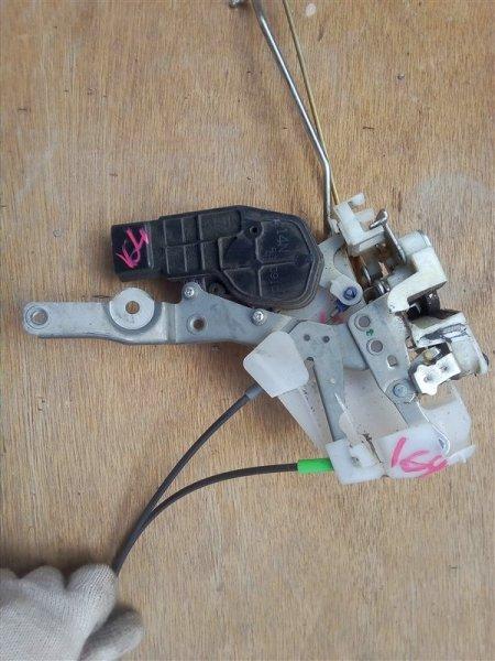 Механизм замка двери Isuzu Elf NPR85 4JJ1 2008 передний левый