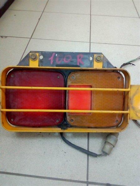 Стоп-сигнал Hino Profia FR602B EF550 1988 задний правый