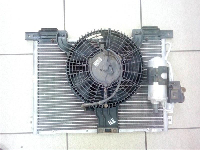 Радиатор кондиционера Isuzu Elf NPR81 4HF1 2005