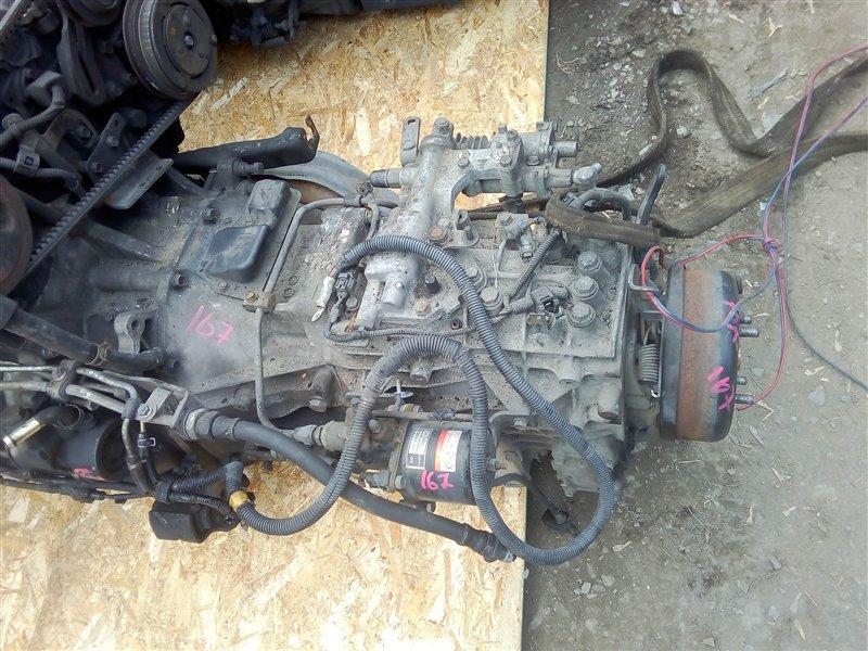 Мкпп Hino Ranger FD8JKW J08E 2006