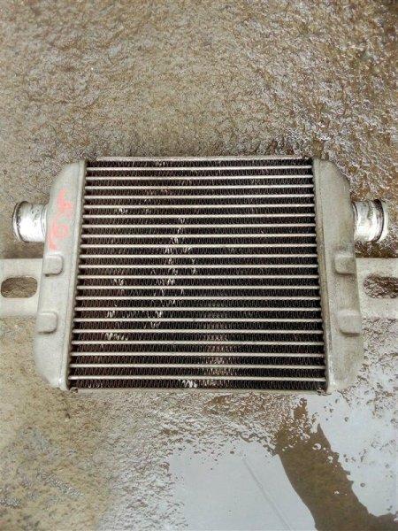Радиатор интеркулера Hino Dutro XZU414 N04C 2004