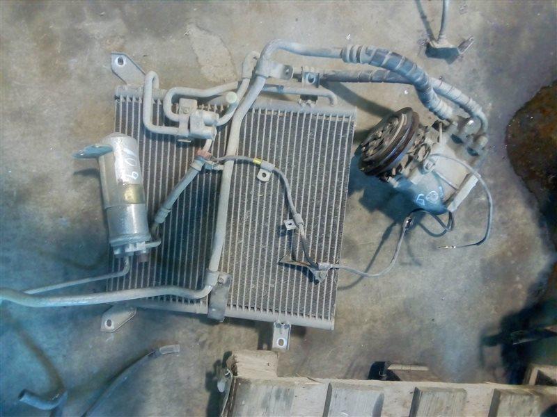 Кондиционер салона Mitsubishi Canter FE516B 4D36 1997