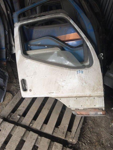 Дверь Mitsubishi Canter FE568 4D35 1997 передняя правая