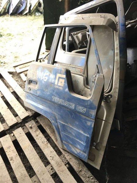 Дверь Toyota Dyna LY61 3L 1990 передняя правая